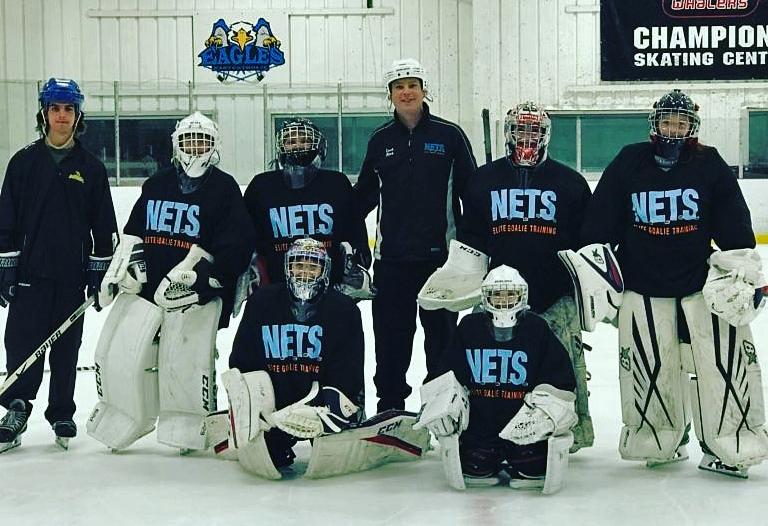 New England Training Systems Goalie Training